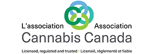 Cannabis Canada Logo - Colour